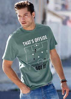 Love it! Lol I need this shirt for all of those poeple who ask me constantly what OFFSIDE is!!