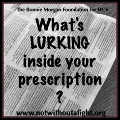 What's in your prescription