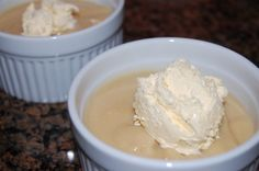 Recipe of the Day: Butterscotch Pudding