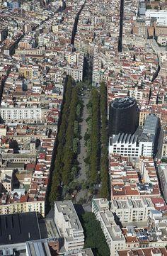 La Rambla Del Raval, Barcelona Photograph: Jordi Todà.