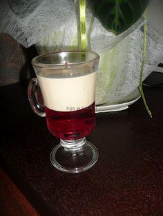 Mrożona kawa z galaretką