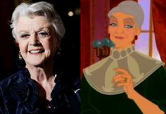 Angela Landsbury will reprise her role in Anastasia A new Musical! AHHHH Cant wait!