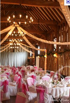 The Wedding Barn Finder