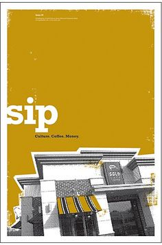 Sip - using photo/collage on book cover. (see as well illustrations by Antonia pesenti)