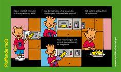 Ploffende mais, leuk proefje voor kinderen op de basisschool!