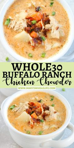 Whole 30 Easy Recipes, Whole 30 Meals, Whole 30 Crockpot Recipes, Whole 30 Soup, Whole 30 Chicken Recipes, Easy Paleo Dinner Recipes, Whole Foods, Whole 30 Meal Plan, Whole 30 Lunch