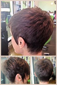 Cut by Dava at The Chameleon Salon in Clarksville, TN.