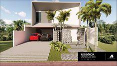 Fachadas de casas!! Outdoor Decor, Home Decor, Places, Log Projects, Facades, Houses, Decoration Home, Room Decor, Interior Design