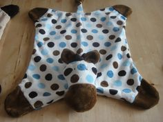 Minky Snuggle Blanket Toy, animal security blanket buddy, sculptured with animal head, Elephant, cows, dogs, frogs,giraffes,lions. $27.95, via Etsy.