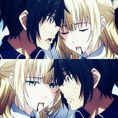 Mahou Sensou Mahou Sensou, Magical Warfare, Aesthetic Anime, Naruto, Anime Love Couple