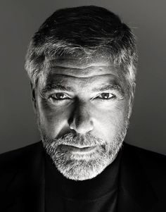 George Clooney,by Marco Grob  http://www.arcreactions.com/
