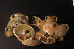 Petits pots de Brescou | Musée de l'Éphèbe