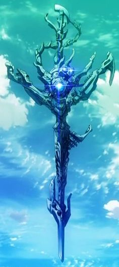 the sword of damocles k project K Project Anime, Project Red, Anime Weapons, Fantasy Weapons, Missing Kings, 07 Ghost, Seven Knight, Return Of Kings, Pandora Hearts