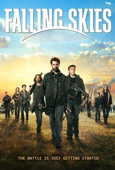 TNT's Falling Skies Renewed for Season 4