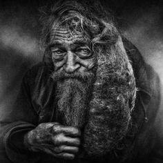 Striking Portraits Of Homeless People by Lee Jeffries - UltraLinx
