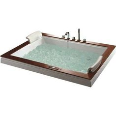 whirlpool tubs for two - Google Search