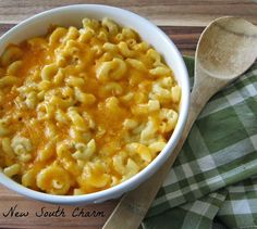 This recipe for Easy Homemade Macaroni and Cheese is so good you'll never buy that stuff in the box again. It's an easy recipe to make and only takes a few minutes to prepare and 30 minutes in the oven. When it's done you have a dish of yummy cheesiness that you'll want to make again and again.  …