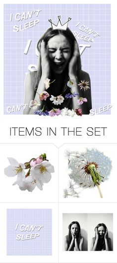"""""""i can't sleep"""" by lucidmoon ❤ liked on Polyvore featuring art"""