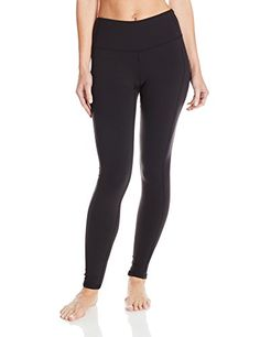 Lucy Women's Perfect Core Legging Solid, Lucy Black, large
