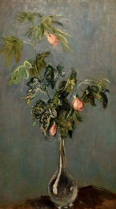 Claude Monet, In Bloom http://www.thebotanicaljourney.com/in-bloom/
