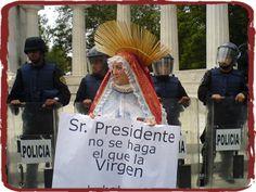 Las Reinas Chulas presentan: No te hagas que la virgen te habla / HOY última función! 10:30pm