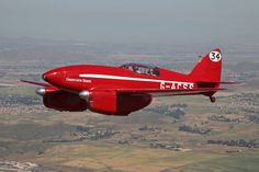 De Havilland Comet, recuerda mucho al me 262 pero con motores de hélice