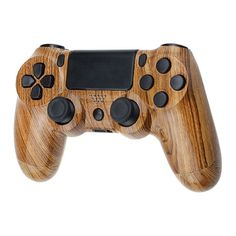 Source Customized water transfer wooden shell for ps4 controller shell caese on m.alibaba.com Ps4 Games, Games Consoles, Ps4 Mods, Playstation, Xbox, Ps4 Controller, Water Transfer, Messi, Barber Shop