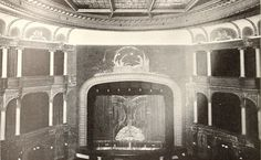 Grand Theatre, Shanghai, China in 1929 - 1