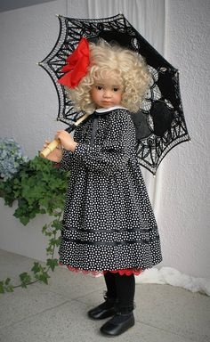 Teodora,new doll by Angela Sutter