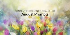 Ladies, read this for #EndlessPossibilities this August Content Excellence Challenge: August Prompts http://feeds.copyblogger.com/~/419609468/0/copyblogger~Content-Excellence-Challenge-The-August-Prompts/?utm_campaign=crowdfire&utm_content=crowdfire&utm_medium=social&utm_source=pinterest #WomensMonth