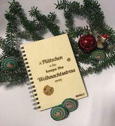 Christmas Wreaths, Holiday Decor, Home Decor, Notebook, Gifts, Decoration Home, Room Decor, Home Interior Design, Home Decoration