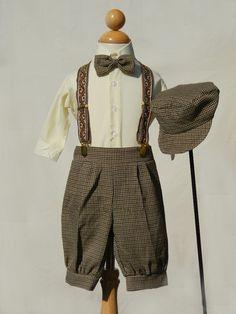 Hopefully Jackson will wear something like this!