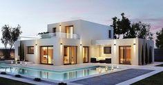 Pin on Villas de luxe