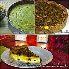 Vale a pena preparar! A Cheesecake de Maracujá Light é deliciosa, a massa é muito leve, é feita com iogurte natural desnatado.  #Receita aqui: http://www.gulosoesaudavel.com.br/2013/02/22/cheesecake-maracuja-ligh/