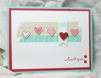 Language of Love stamp set sampler - Song of My Heart Stampers