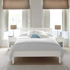 white bedroom furniture for adults | White Bedroom Furniture | The Oxford Range
