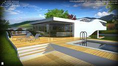 Sakura House - zdjęcie od Black Chilla Design Studio - Domy - Styl Nowoczesny - Black Chilla Design Studio