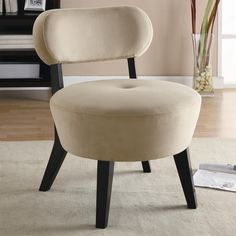 Cream Colored Accent Chairs Are Often Said As The Plain Furniture.It Is  Totally Wrong When You Have Seen Our Suggestion Here.