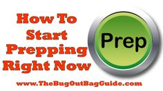 The best time to start prepping is 10 years ago. The second best time is right now. Get started HERE! #beprepared