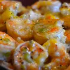 Cheesy Buttery Broiled Shrimp | Reynolds Kitchens