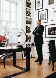 John Demsey's Manhattan apartment / much