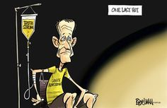 Lance Armstrong tells the truth