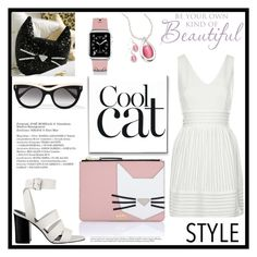 """""""*Stylish Outfits Contest"""" by louise-frierson ❤ liked on Polyvore featuring STELLA McCARTNEY, Karl Lagerfeld, PBteen, Topshop, Kim Rogers, Casetify and Kate Spade"""