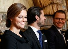 12 September 2017 - The Swedish Royal Family attend a church service held at the St. Nicholas church in connection with the opening session of the Swedish parliament