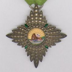 lion and the sun   Imperial Order of the Lion and the Sun, civil division (Nishan-i-Shir ...