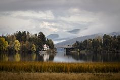 My Photo Gallery, Norway, Art Photography, Leaves, Autumn, Mountains, Landscape, Digital, Pictures