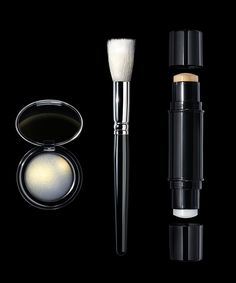 Makeup artist Pat McGrath releases a three-piece highlighting kit from her Labs line called Skin Fetish 003.