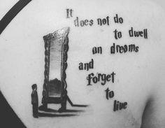 Harry Potter tattoo #tattoo #harrypotter #hp #tattoos