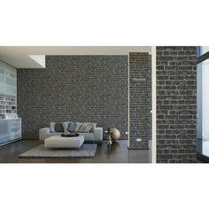 36 Meilleures Images Du Tableau Papier Peint Brique Brick Home