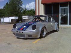 Porsche 911 Vintage Race Car